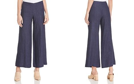 Theory Terena B Wide-Leg Pants - Bloomingdale's_2