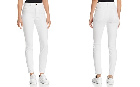 Joe's Jeans The Charlie Skinny Jeans in Hennie - Bloomingdale's_2