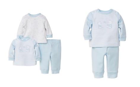 Little Me Boys' Bear & Star Shirt Set with Leggings - Baby - Bloomingdale's_2