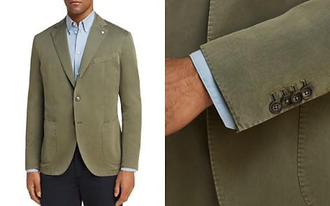 L.B.M Garment Dyed Cotton Slim Fit Sport Coat - Bloomingdale's_2