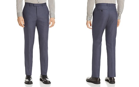 Theory Mayer Sharkskin Slim Fit Suit Pants - Bloomingdale's_2