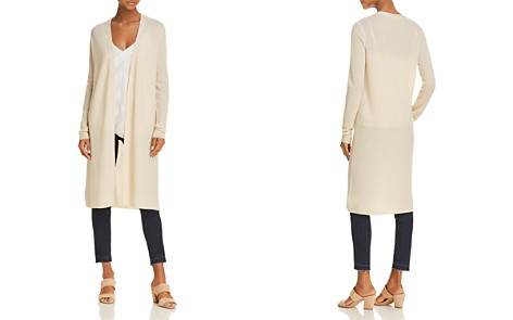 Theory Torina Cashmere Duster Cardigan - Bloomingdale's_2