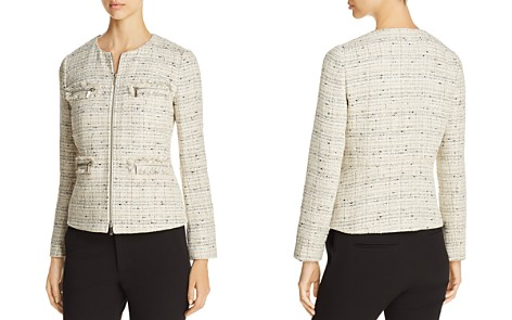 Lafayette 148 New York Emelyn Tweed Jacket - Bloomingdale's_2