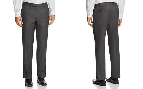 Michael Kors Sharkskin Classic Fit Suit Pants - 100% Exclusive - Bloomingdale's_2