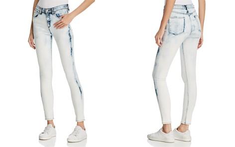 rag & bone/JEAN High Rise Skinny Jeans in Bleach - Bloomingdale's_2