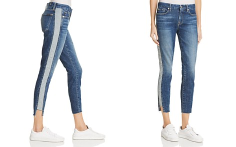 7 For All Mankind Ankle Skinny Jeans in Mojave Dusk - Bloomingdale's_2