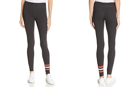 Sundry Stripe-Detail Leggings - 100% Exclusive - Bloomingdale's_2