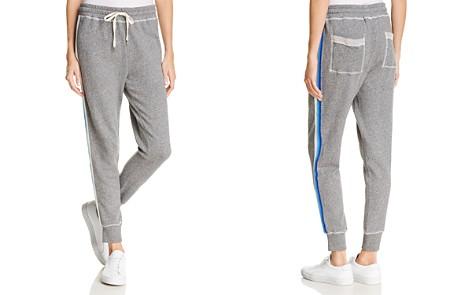 Splendid Striped-Trim Jogger Pants - 100% Exclusive - Bloomingdale's_2
