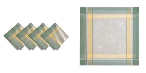 Villeroy & Boch Fleurence Jacquard Napkins, Set of 4 - Bloomingdale's Registry_2