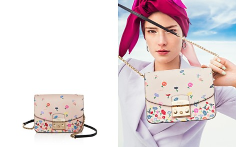 Furla Metropolis Floral Print Small Leather Bag - 100% Exclusive - Bloomingdale's_2