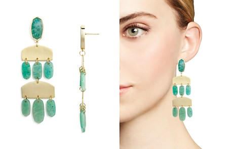 Kendra Scott Emmet Amazonite Chandelier Earrings - 100% Exclusive - Bloomingdale's_2