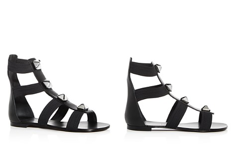 Giuseppe Zanotti Women's Glad Studded Leather Gladiator Sandals - Bloomingdale's_2