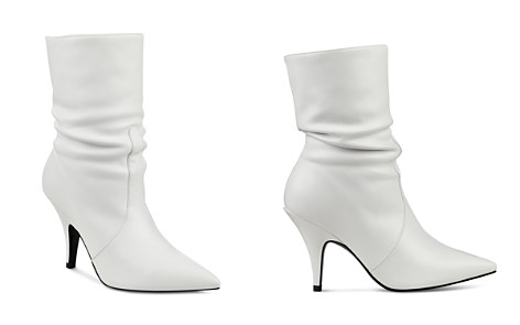 KENDALL and KYLIE Women's Calie Leather Mid-Calf Pointed Toe Booties - Bloomingdale's_2