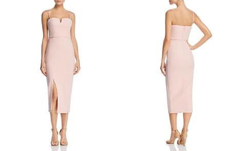 Bariano Sweetheart Midi Dress - 100% Exclusive - Bloomingdale's_2