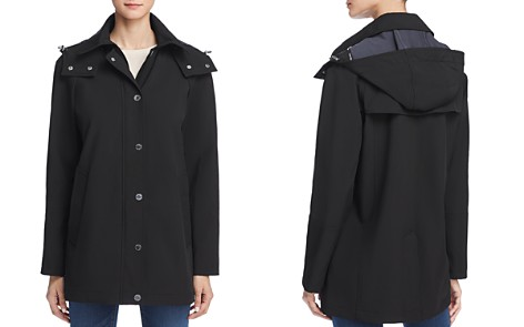 Calvin Klein Hooded Raincoat - Bloomingdale's_2