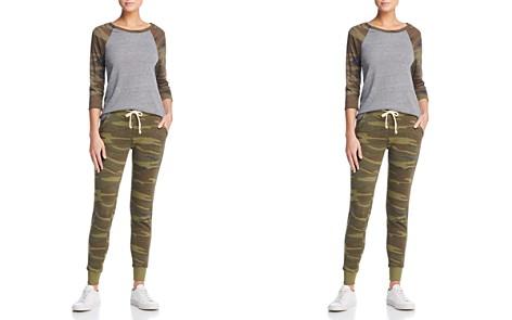 ALTERNATIVE Snug Camo Long Pajama Set - Bloomingdale's_2