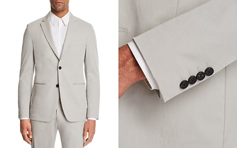 Theory Newson Cotton Slim Fit Suit Jacket - Bloomingdale's_2