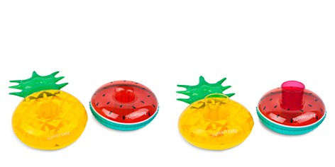 Sunnylife Fruit Salad Inflatable Drink Holders - 100% Exclusive - Bloomingdale's_2