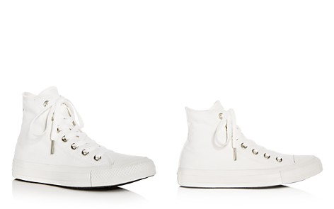 Converse Women's Chuck Taylor All Star Egret High Top Sneakers - Bloomingdale's_2