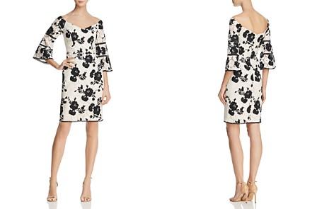 Adelyn Rae Jillian Off-the-Shoulder Lace Dress - Bloomingdale's_2