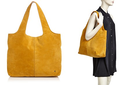 HALSTON HERITAGE Tina Soft Large Suede Tote - Bloomingdale's_2