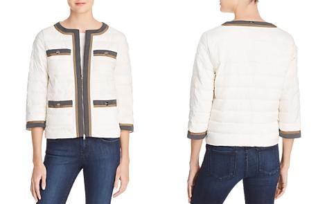 Herno Nuage Contrast Trim Puffer Jacket - Bloomingdale's_2