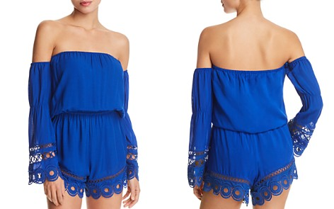 Ramy Brook Markos Romper Swim Cover-Up - Bloomingdale's_2