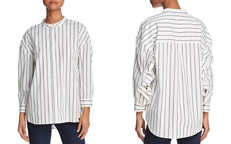 Joie Pani Striped Shirt - Bloomingdale's_2