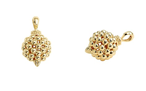 LAGOS Caviar Gold Collection 18K Gold Pendant - Bloomingdale's_2