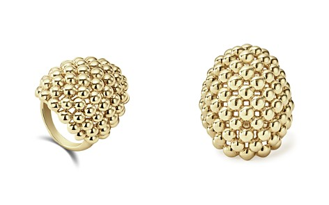 LAGOS Caviar Gold Collection 18K Gold Dome Ring - Bloomingdale's_2