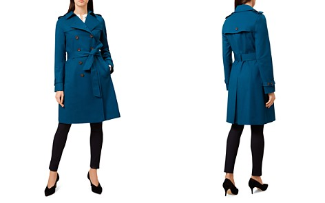 HOBBS LONDON Saskia Trench Coat - Bloomingdale's_2