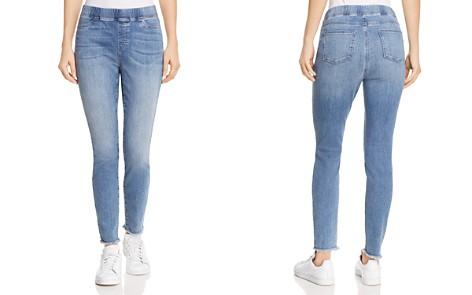 Eileen Fisher Petites Skinny Jeans in Ocean - Bloomingdale's_2
