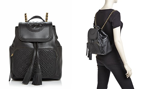 Tory Burch Fleming Leather Backpack - Bloomingdale's_2