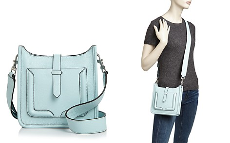 Rebecca Minkoff Mini Unlined Feed Leather Crossbody - 100% Exclusive - Bloomingdale's_2