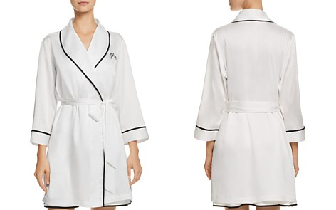 kate spade new york Mrs. Bridal Robe - Bloomingdale's_2