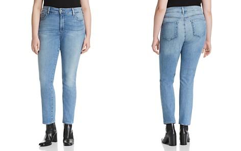 NYDJ Plus Sheri Slim Jeans in Dreamstate - Bloomingdale's_2