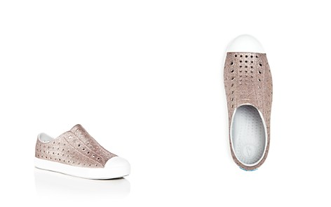 Native Girls' Jefferson Bling Waterproof Slip-On Sneakers - Little Kid - Bloomingdale's_2