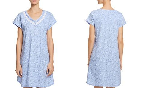 Eileen West Floral Sleepshirt - Bloomingdale's_2
