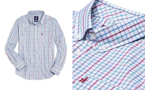 Johnnie-O Boys' Lyle Performance Woven Shirt - Little Kid, Big Kid - Bloomingdale's_2