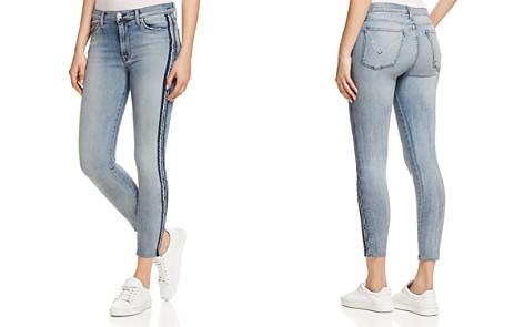 Hudson Custom Barbara High Rise Jeans in Larkspur - Bloomingdale's_2