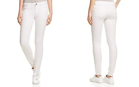 DL1961 Danny Instasculpt Supermodel Skinny Jeans in Porcelain - Bloomingdale's_2