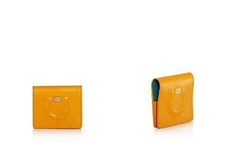 Salvatore Ferragamo Gancini Leather Wallet - Bloomingdale's_2