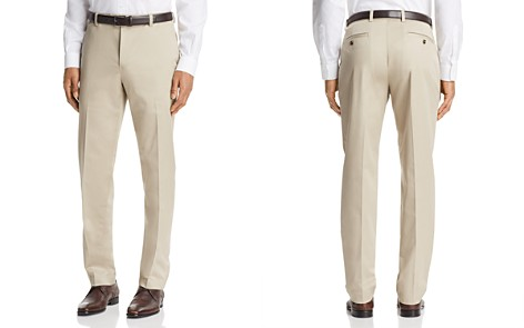 Brooks Brothers Milano Lightweight Stretch Chinos - Bloomingdale's_2
