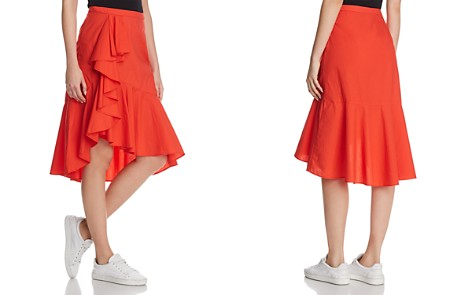 Joie Chesmu Ruffle Skirt - Bloomingdale's_2