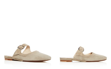 Creatures of Comfort Women's Lucca Suede Mary Jane Mules - Bloomingdale's_2