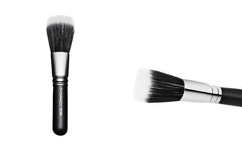 M·A·C 187SHS Duo Fiber Face Brush - Bloomingdale's_2