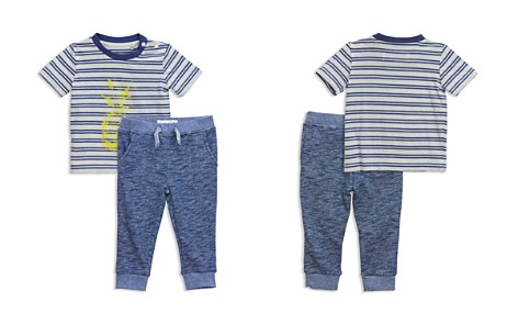 Sovereign Code Boys' Striped Pineapple Tee & Jogger Pants Set - Baby - Bloomingdale's_2