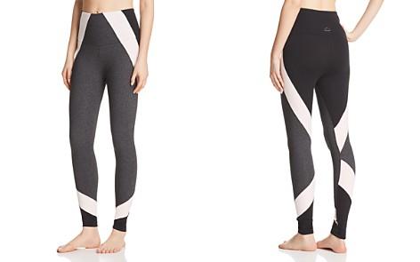 Beyond Yoga Color-Blocked Leggings - Bloomingdale's_2