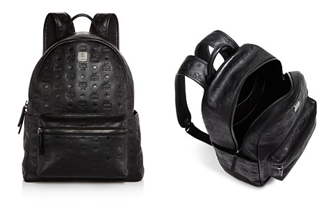 MCM Ottomar Monogrammed Leather Backpack - Bloomingdale's_2