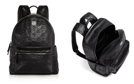 MCM Ottomar Monogrammed Leather Backpack - Bloomingdale's_2